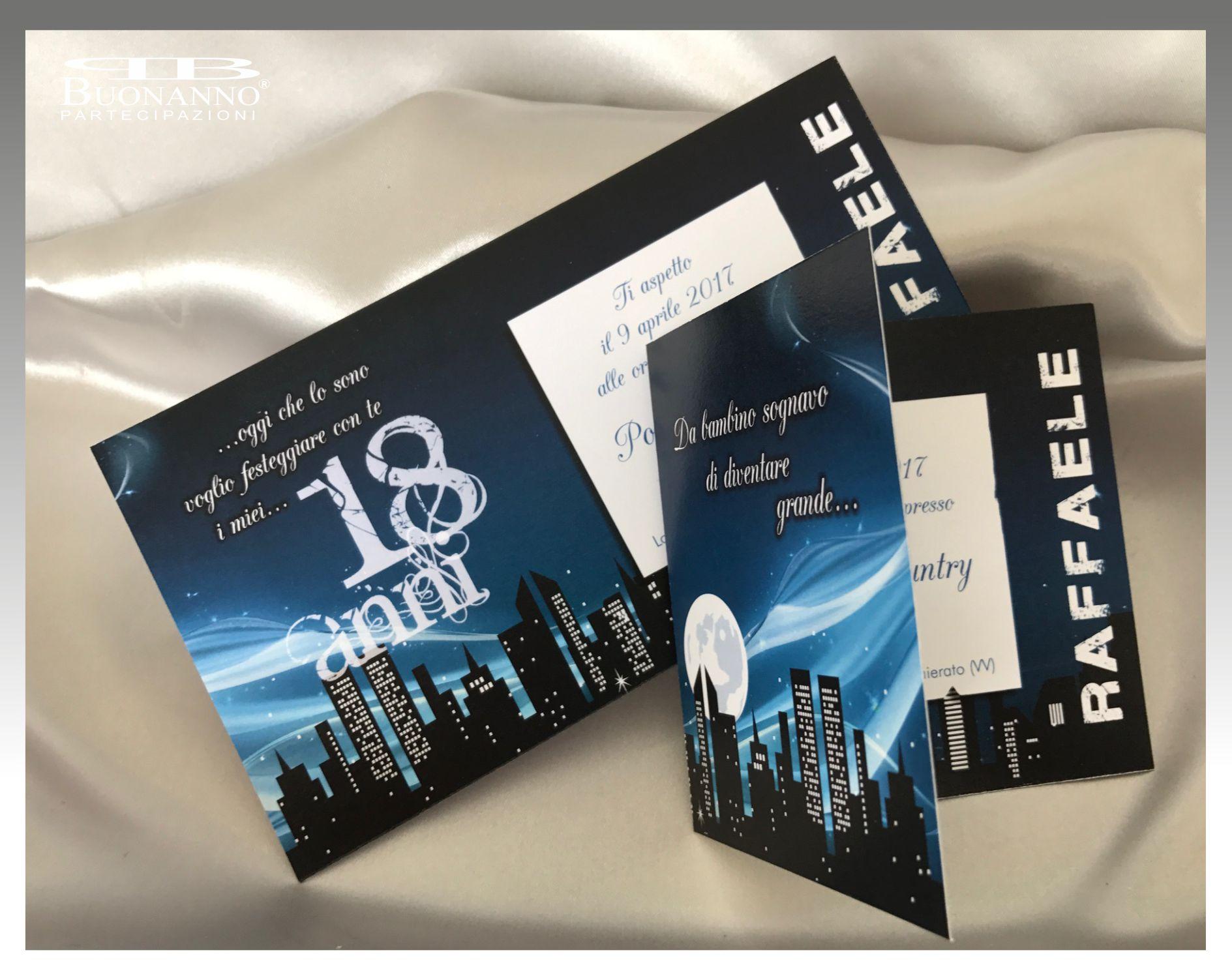 Matrimonio Tema Serie Tv : Invito festa anni