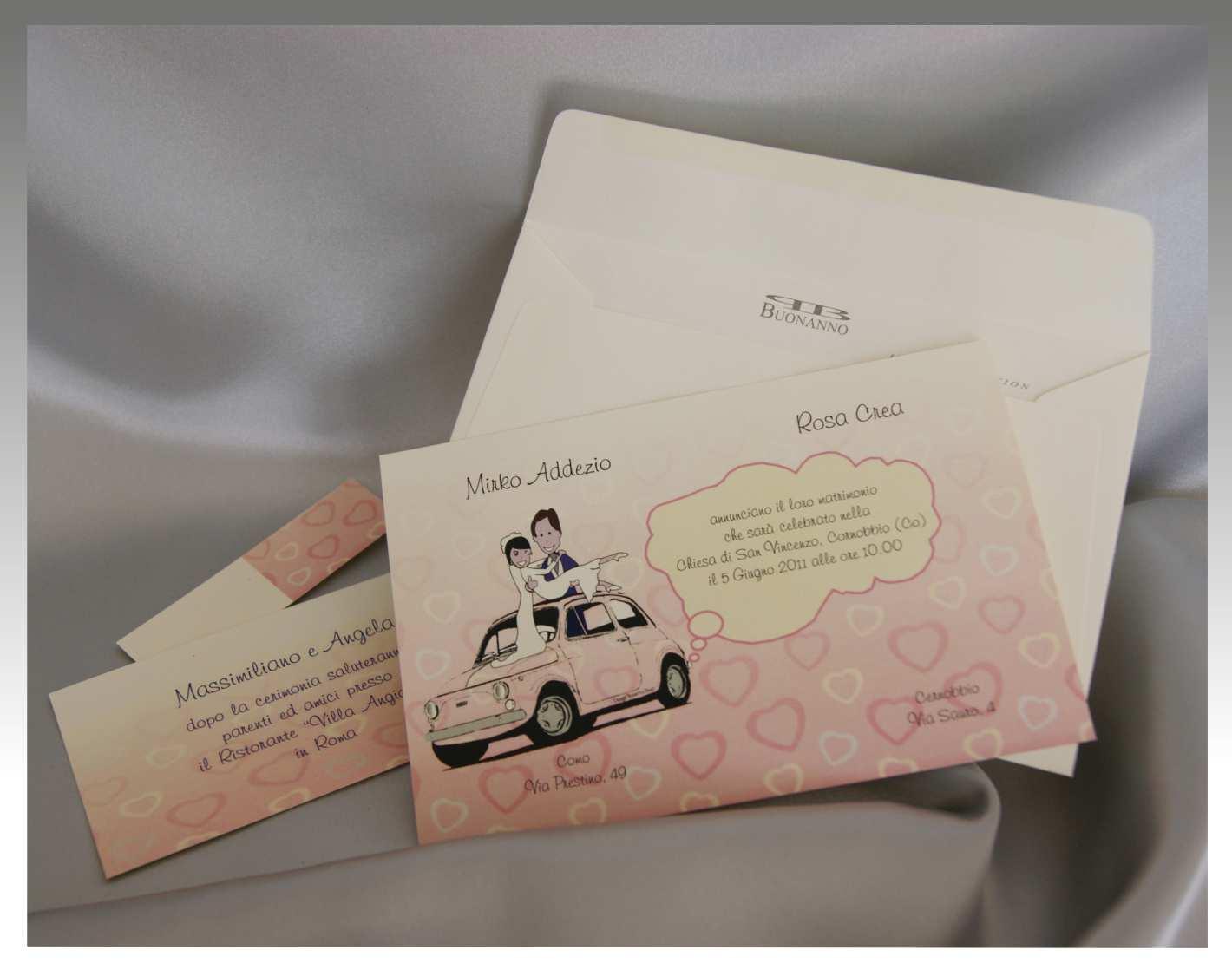 Inviti Matrimonio Natalizio : Inviti matrimonio simpatici