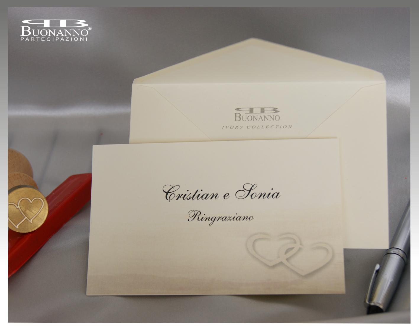 Biglietti ringraziamento nozze - Ringraziamento tacchino al colore ...